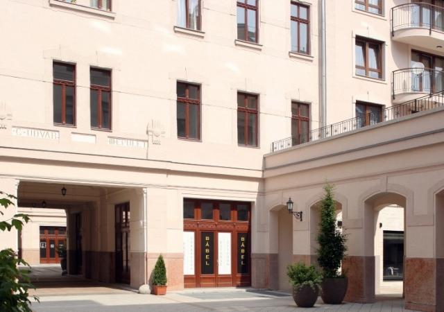 Gozsdu Court Aparthotel - dream vacation