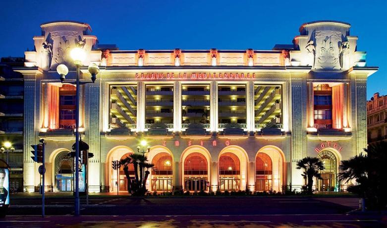 Hyatt Regency Nice Palais De La Mediterranee Compare Deals