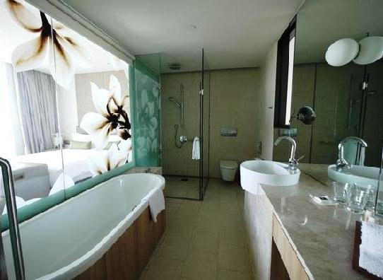 Habitación del Hotel Crowne Plaza Singapur