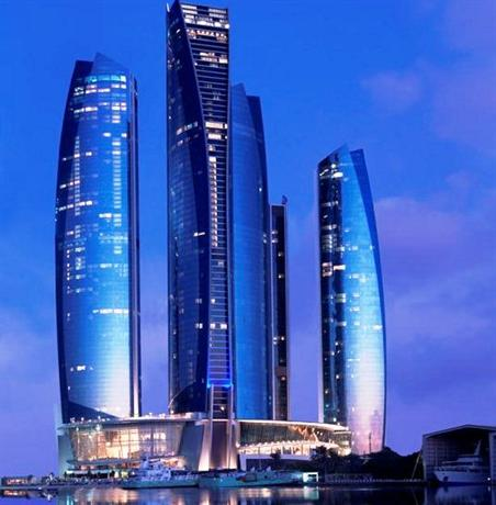 Conrad Abu Dhabi Etihad Towers Images
