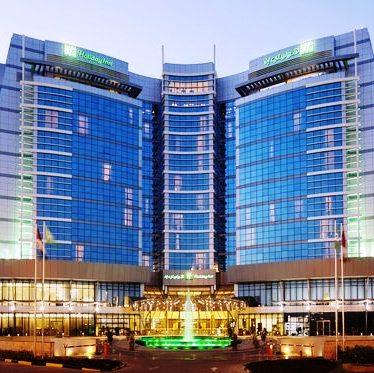 Holiday Inn Abu Dhabi Images