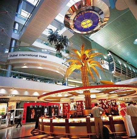 Dubai International Airport Terminal Hotel - dream vacation