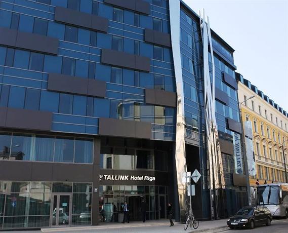 Tallink Hotel Riga Отель Таллинк Рига