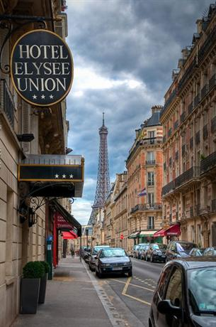 Hotel Elysees Union - dream vacation