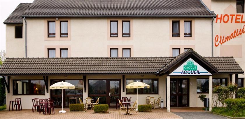Hotel Crocus Dieppe Falaise Saint-Aubin-sur-Scie - dream vacation