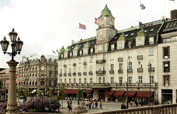 Grand Hotel Oslo - dream vacation