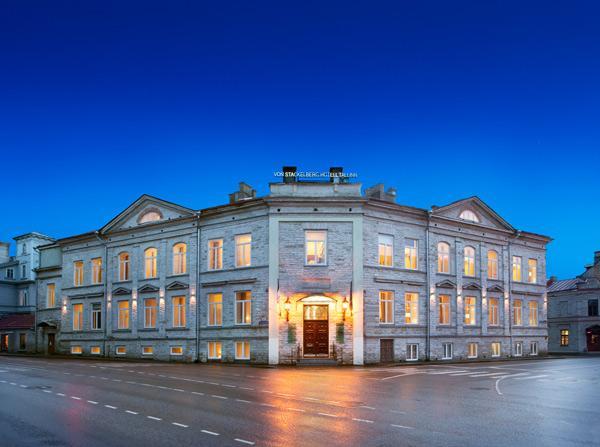 Von Stackelberg Hotel Tallinn Отель Вон Стаккелберг Таллин