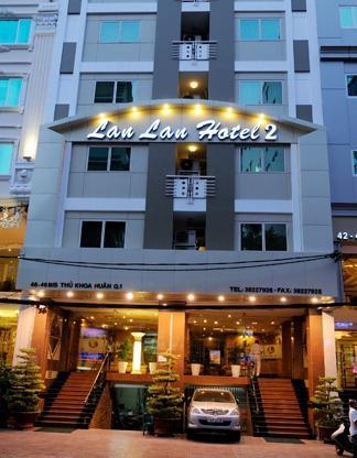 Lan Lan Hotel 2 - Ho Chi Minh Ville -