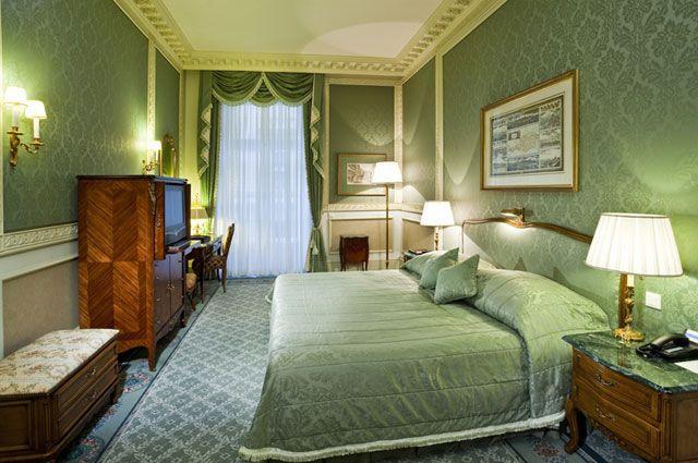Grand Hotel Wien: room