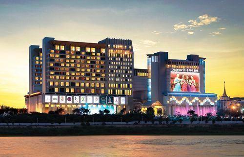 Nagaworld Hotel & Entertainment Complex - dream vacation