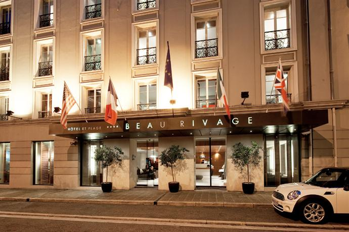 Hotel Beau Rivage Nice - dream vacation