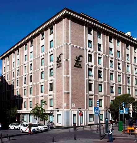 Hotel Liabeny Отель Лиабени