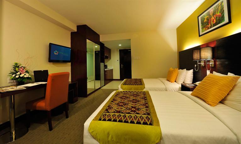Ming Garden Hotel & Residences - dream vacation