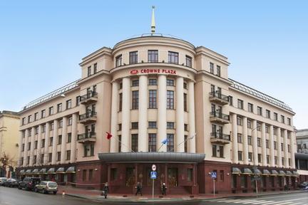 Crowne Plaza Hotel Minsk