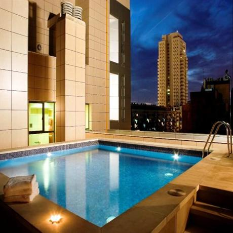 Valencia Center Hotel Отель Валенсия Центр