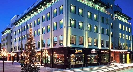 Santa\'s Hotel Santa Claus - dream vacation