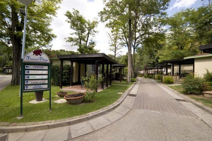Flaminio Village Bungalow Park - Rome -