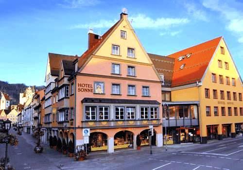 Hotel Sonne Fussen