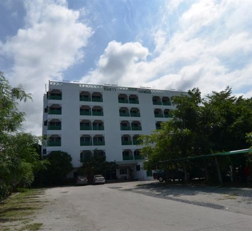 Chomdao Hotel Rayong - dream vacation