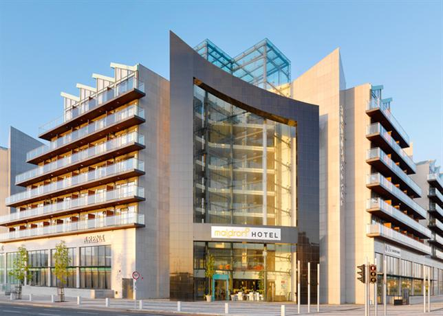 Travel attraction and accomodation information for dublin - Maldron hotel tallaght swimming pool ...
