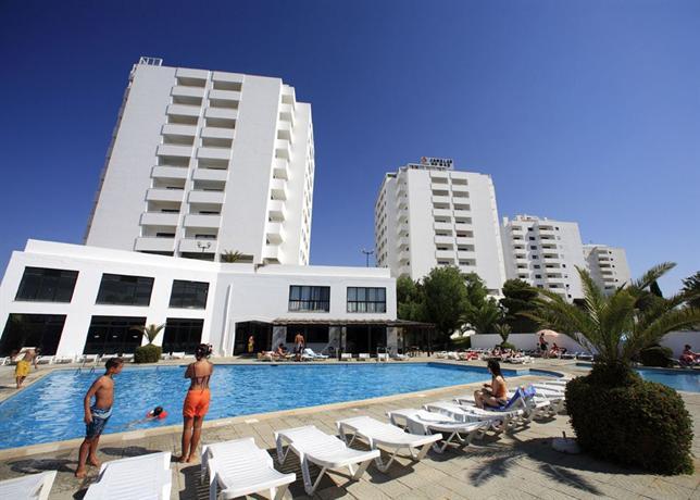 Janelas do Mar Apartments - Albufeira -