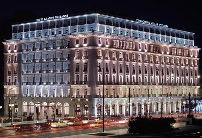Hotel Grande Bretagne A Luxury Collection Hotel - dream vacation