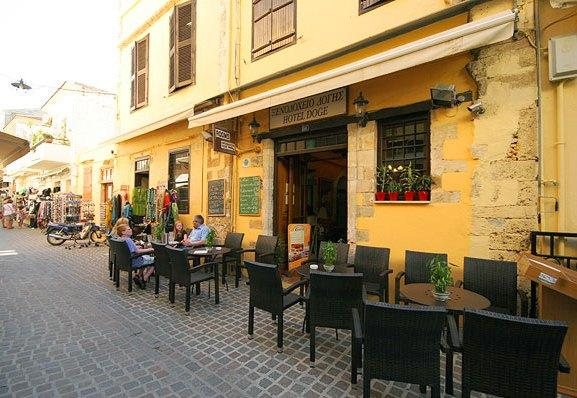 Doge Traditional Hotel Chania - dream vacation