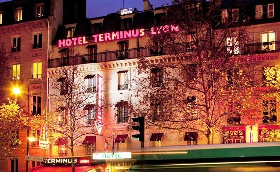 Hotel Terminus Lyon Paris - dream vacation