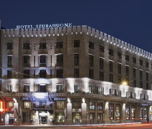 Hotel Seurahuone Helsinki Отель Сеьюрахуоне Хельсинки