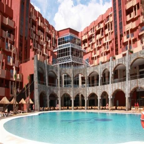 holiday polynesia hotel benalmadena recreational