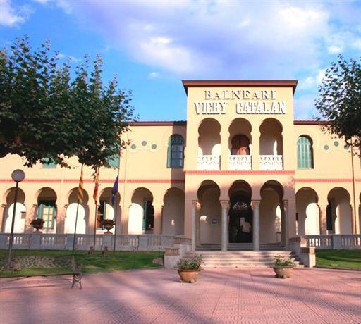 Hotel Balneario Vichy Catalán