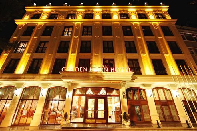 Deluxe Golden Horn Sultanahmet Hotel - dream vacation