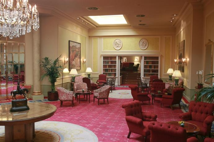 Wellington Hotel Madrid Отель Веллингтон Мадрид