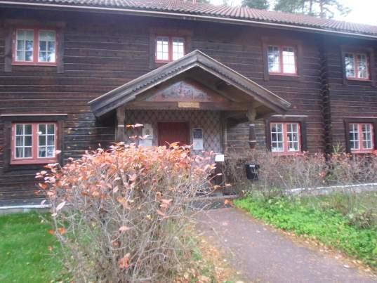 Rattviksgarden - dream vacation