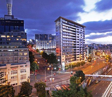 Grand Chancellor Auckland Hotel - dream vacation