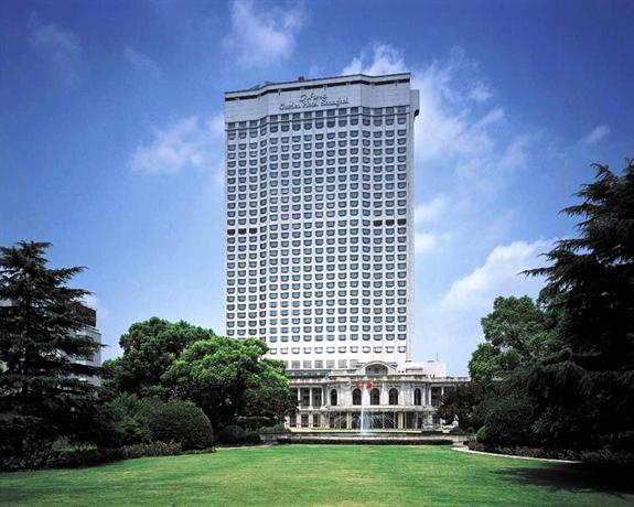 Okura Garden Hotel Shanghai - Shanghai -
