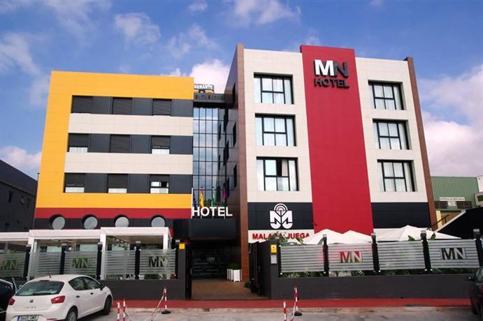 Malaga Nostrum Aeropuerto - dream vacation