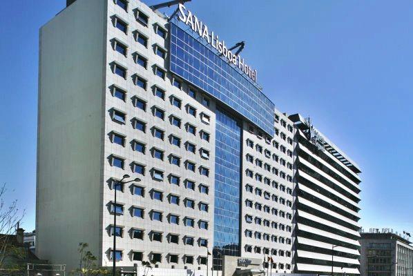 SANA Lisboa Hotel Отель Сана Лисбоа