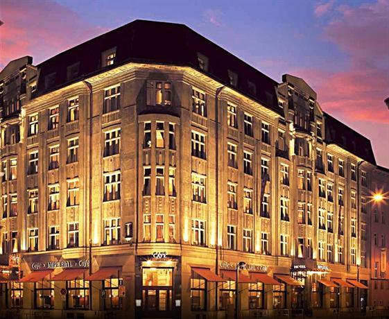 Art deco imperial hotel prague compare deals for Art hotel prague