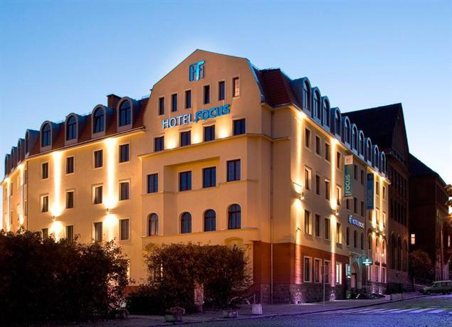Hotel Focus Szczecin - dream vacation