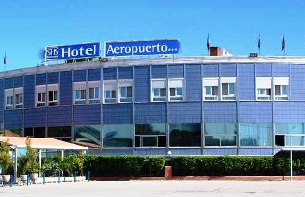 SHS Hotel Aeropuerto Отель Шс Аеропуерто