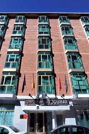 Sercotel Apartamentos Togumar - dream vacation
