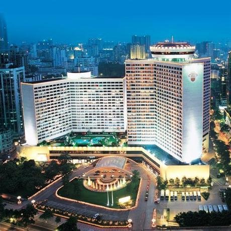 The Garden Hotel Guangzhou - dream vacation