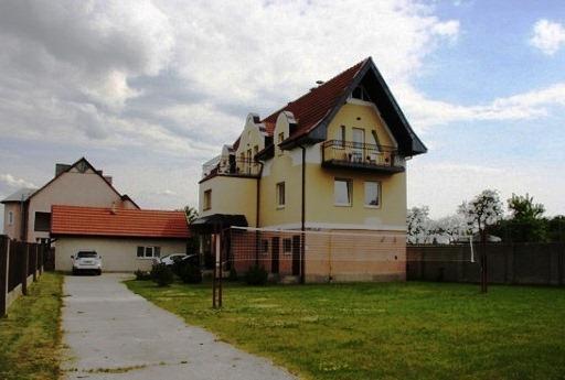 Гостиница Вилла Северин