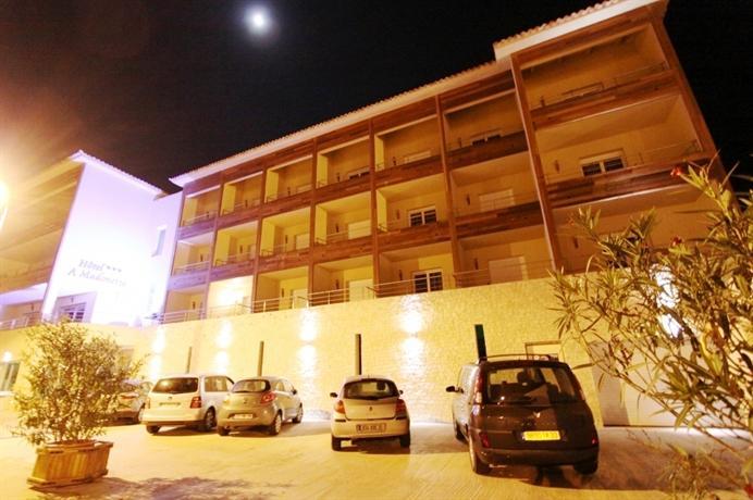 Hôtel A Madonetta Bonifacio - Bonifacio -
