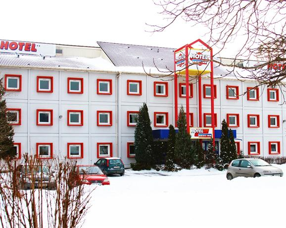 Drive Inn Hotel Budapest - dream vacation