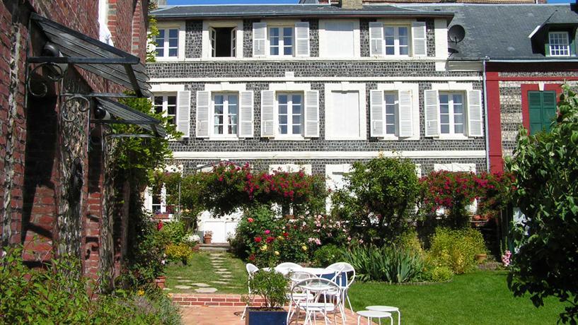Jardin Gorbeau Etretat Guesthouse - dream vacation