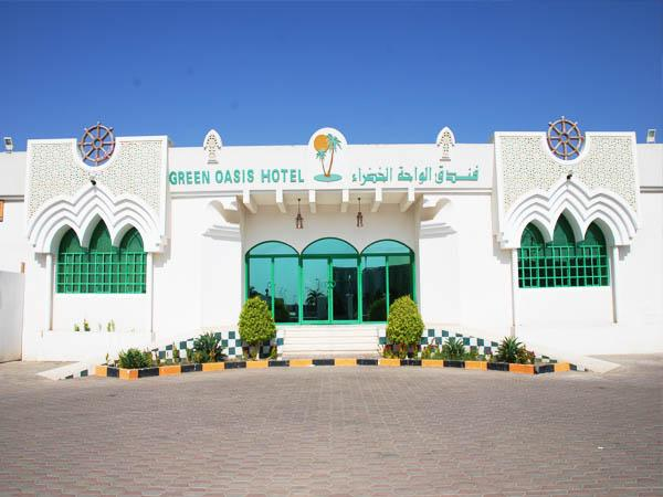 Green Oasis Hotel - dream vacation
