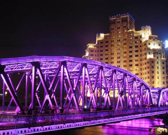 Broadway Mansions Hotel - Shanghai -
