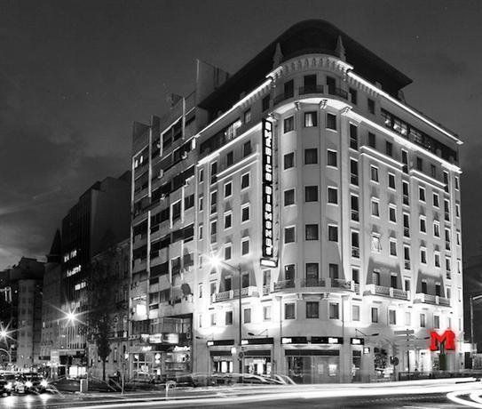 America Diamond's Hotel Отель Америка Диамондс